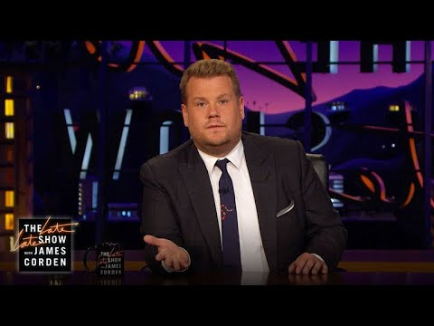 Thumbnail: James Corden's Message to Barcelona