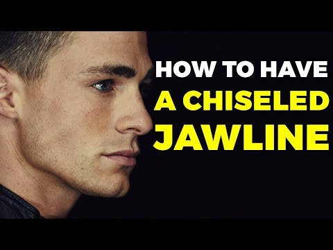 HOW TO HAVE A CHISELED JAWLINE | Is it Possible? Alex Costa Mp3