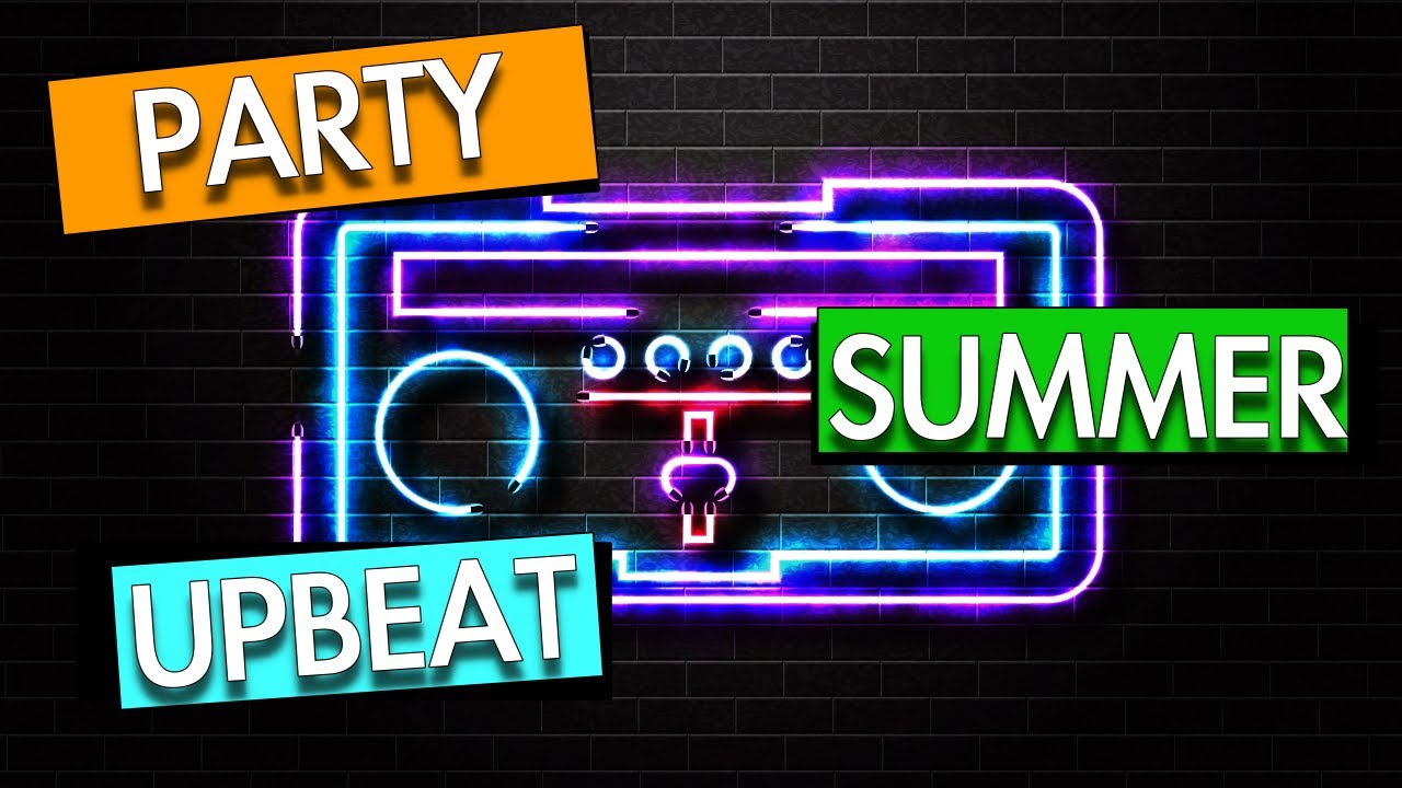 Cool & Happy Summer Background Music For Videos