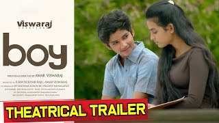 Boy Theatrical Trailer    Boy Telugu Movie Latest Trailer    Lakshya Sinha, Sahiti,    2019