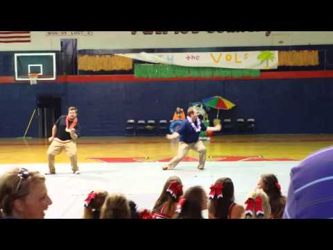 Winston Academy Whip it Nae Nae Contest