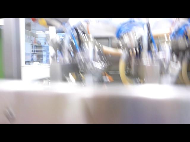 DÜBÖR / DUBOR TSA800 Spraying Unit - Plate Pan Spray