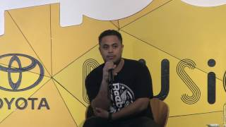 tell the truth to your artist anthony saleh at a3c conference