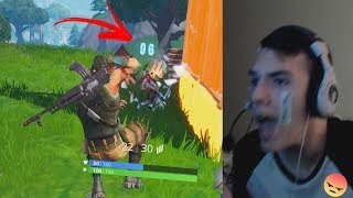 Passing RAGE at Fortnite... (Did I have a tattoo?)