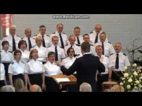 Salvation Army. Alive Sunderland Millfield Songsters