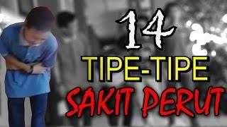 14 TIPE-TIPE SAKIT PERUT