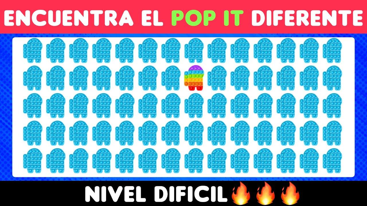 Download Encuentra el Emoji Diferente 🤔🔍✅ Find the Odd Emoji Out | Pop It Games | Puzzle Quiz