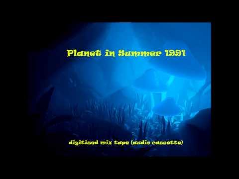 Planet in summer 1991 (original old skool techno mixtape)