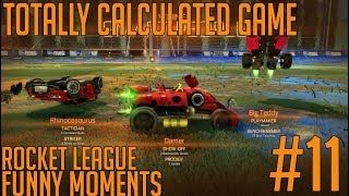 Playing with Whiffed McWhifferson! - Rocket League Funny Moment #11
