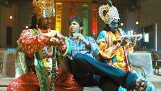 PJ And Dhanraj Drama Rehearsals Scene - Nani, Rao Ramesh, Hari Priya