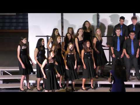 2020 MDHS Choir Festival Seabury Hall Upper School Chorus
