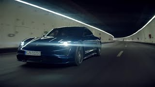 The new Porsche Taycan - Everyday Usability