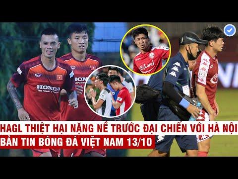 VN Sports 13/10 | Trung vệ ĐTVN bất ngờ bị kỷ luật nặng, Công Phượng chấn thương nghỉ hết mùa giải