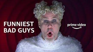 Best Comedy Villains on Prime Video | Prime Video
