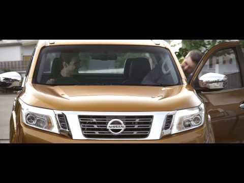 2014 All-New Nissan NP300 Navara Thailand นิสสัน นาวาร่า โฉมใหม่ ประเทศไทย
