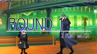 Скачать Melty Blood Act Cadenza Arcade Playthrough Len