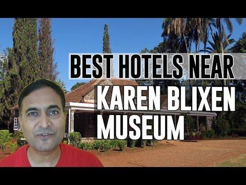 Best Hotel   Accommodation near Karen Blixen Museum, Nairobi