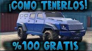 INSURGENTS Y LIBERATORS %100 GRATIS (Gta V online) 1.27/1.28 glitch
