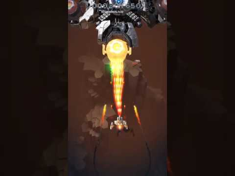 SKY FORCE RELOADED LEVEL 13 NIGHTMARE (BEAT THE OMEGA)