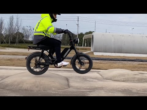 Juiced Bikes - Scorpion: Suspension Testing