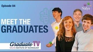 Meet the Graduates   Graduate TV 04   Nalys consulting