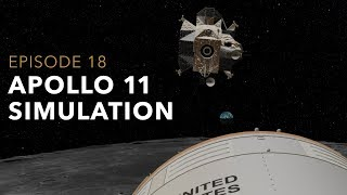 Ep18 - Apollo 11 Simulation