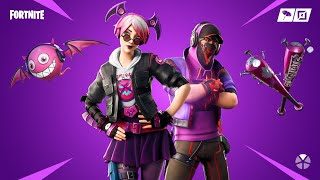 NEW SKINS *CALISTO AND ASMODEO*NEW FORTNITE STORE 18/06/19 -ediyt93