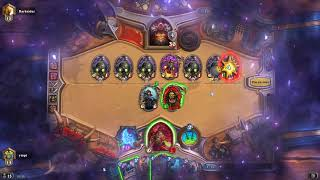 Hearthstone rogue Gameplay: