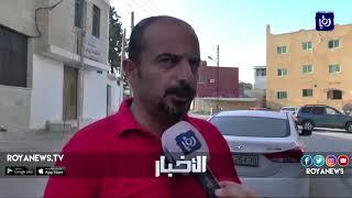 كارثة بيئية في إربد بسبب محطة تنقية الصرف الصحي - (21-4-2018)