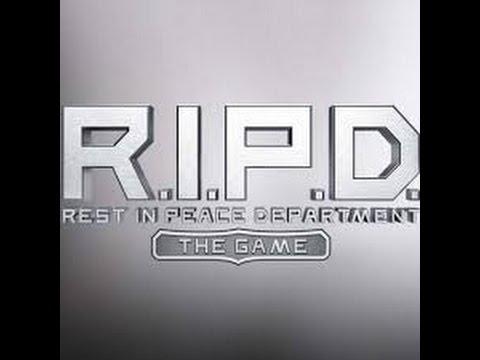 R.I.P.D the game: análize
