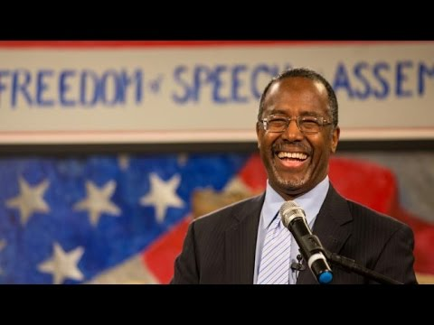 All About Ben Carson - US Presidential Election 2016 Republican Candidate
