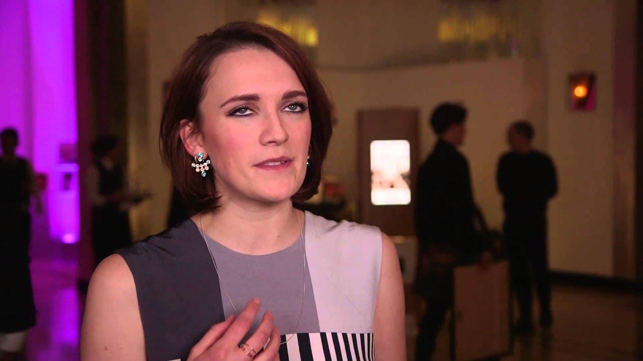 charlotte ritchie interview