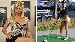 10 Smoking Hot Photos Of Tiger Woods' Thirstiest Mistresses