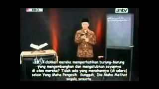 Ustdz Yusuf Mansur @ Murattal QS  Al Mulk ayat 1 30