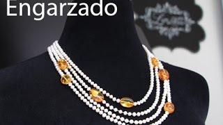 f7b8e2ead13e perlas naturales nudo básico para collares o pulseras
