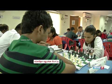 7th Chennai Intl Open Grandmaster chess tournament underway