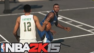 Nba 2k15 | Jabari Parker Vs Andrew Wiggins NEW GAME MODE | Nba 2k15 Likes