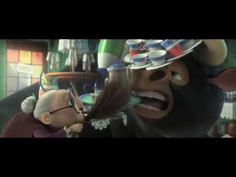 """Ferdinand - Klip Film """"Banteng di Toko Pecah Belah"""""""