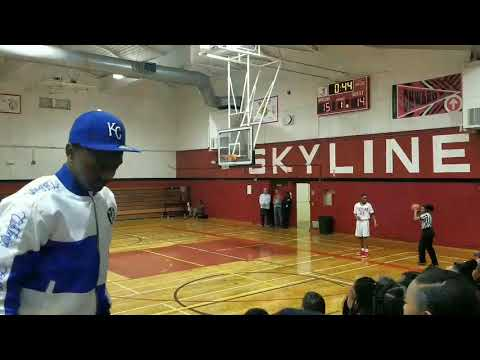 "Oakland Tech ""Var"" vs Skyline"