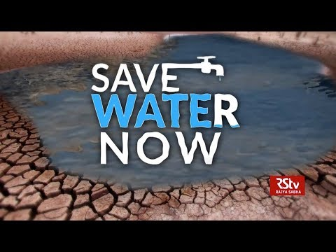 RSTV's Save Water Campaign