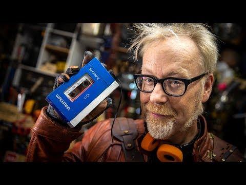 Adam Savage's One Day Builds: Star-Lord's Walkman!
