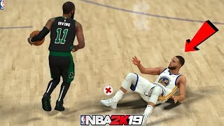 NBA 2K19 Top 10 Dirtiest Crossovers and Ankle Breakers