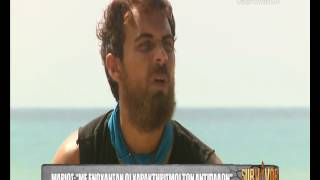 Survivor Panorma : Ο Αιβάζης κράζει τον Μάριο Πρίαμο