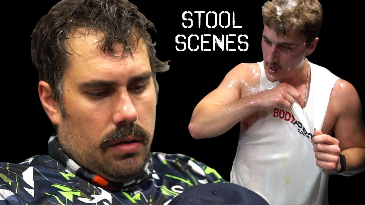Behind the Scenes of PMT's 24 Hour Live Stream - Stool Scenes 269