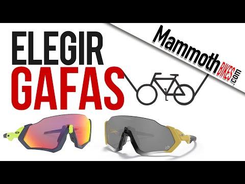 ccef5fbb74 Como elegir unas buenas gafas de ciclismo. - YouTube
