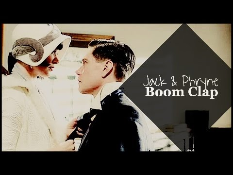 Jack & Phryne || Boom Clap