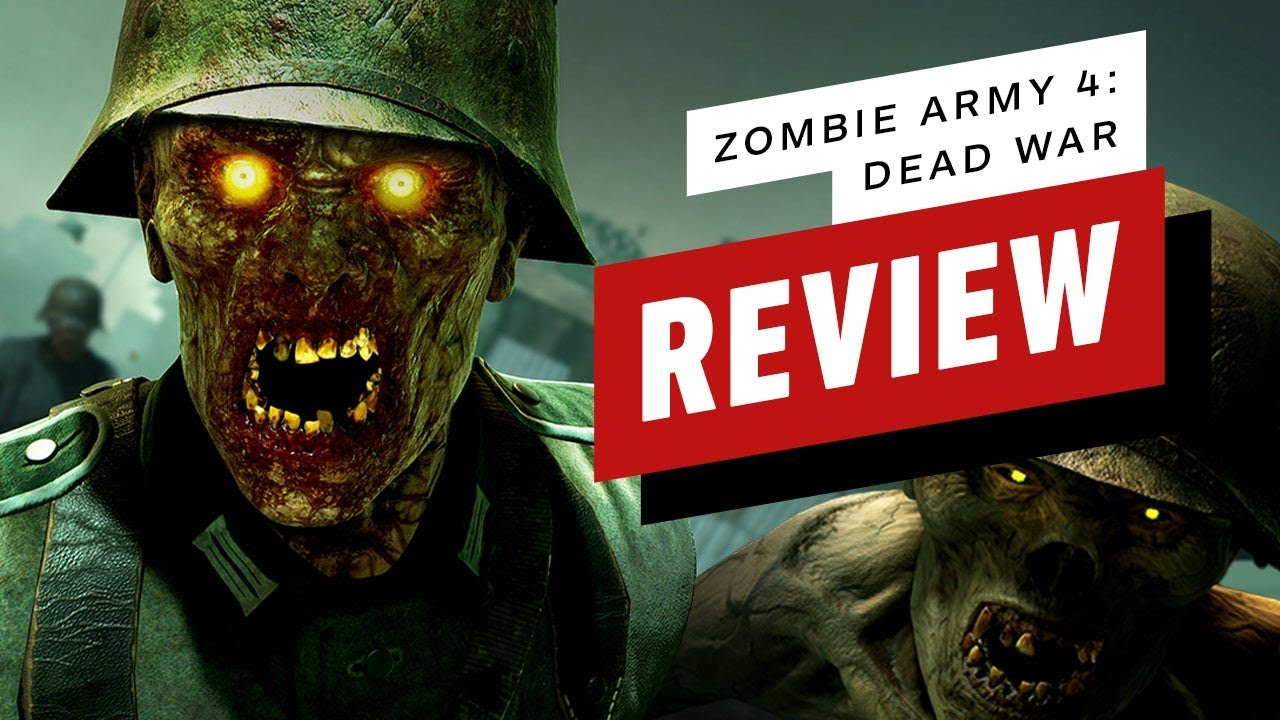Zombie Army 4: Dead War Review