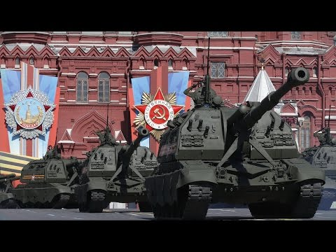 71th Victory Day Military Parade - Moscow Red Square 2016 (HD English)