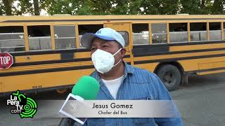 Cruz Roja Americana ofrece albergue a Trabajadores del Campo