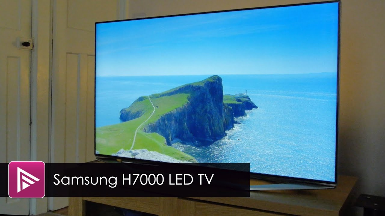 Samsung UE46H7000 TV Review YouTube